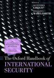 The Oxford Handbook of International Security PDF
