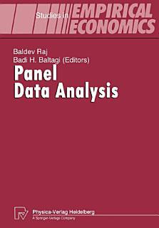 Panel Data Analysis Book