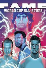 FAME: The World Cup All-Stars: David Bekham, Lionel Messi, Cristiano Ronaldo and Diego Maradona