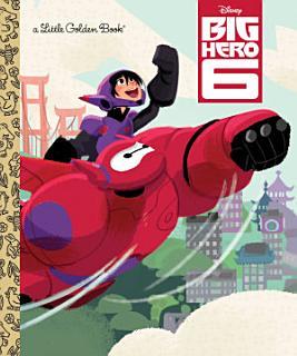 Big Hero 6  Disney Big Hero 6  Book