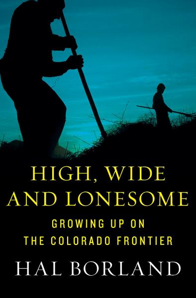 Download High  Wide and Lonesome Book