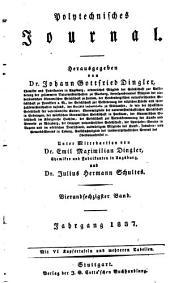 Polytechnisches Journal: Band 64