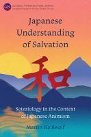 Japanese Understanding of Salvation PDF