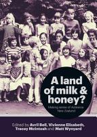 A Land of Milk and Honey  PDF