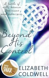 Beyond His Control