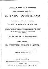 Instituciones oratorias, 2