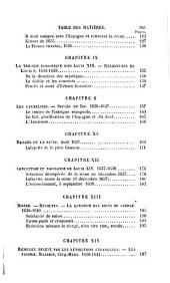 Histoire de France: Volumes13à14