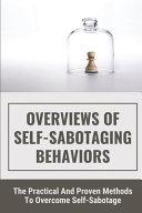 Overviews Of Self Sabotaging Behaviors