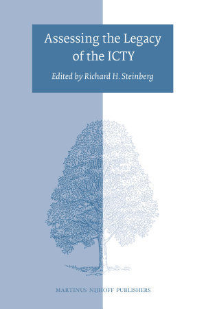 Assessing the Legacy of the ICTY PDF