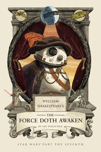 Download William Shakespeare s The Force Doth Awaken Book