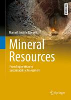 Mineral Resources PDF