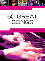 Really Easy Piano: 50 Great Songs