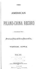 American Poland-China Record: Volume 11