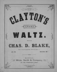 Clayton s Grand Waltz PDF