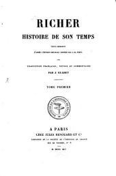 Histoire de son temps: Volume1
