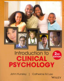 Introduction to Clinical Psychology PDF