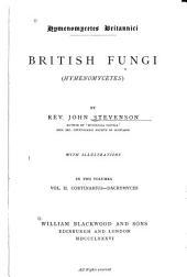 British Fungi (Hymenomycetes)