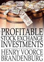 Profitable Stock Exchange Investments PDF
