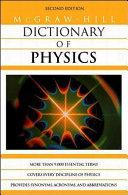 McGraw Hill Dictionary of Physics PDF