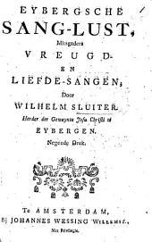 Alle de werken van Willem Sluiter, in leven predikant te Eibergen en naderhand te Rouveen