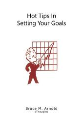 Hot Tips in Setting Your Goals