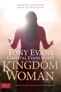 Kingdom Woman Book