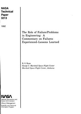 The Role of Failure problems in Engineering