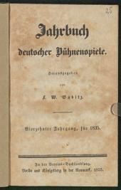 Des Adler's Horst: romantisch-komische Oper in 3 Akten