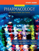 Study Guide for Pharmacology for Canadian Health Care Practice PDF