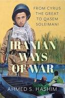 Iranian Ways of War