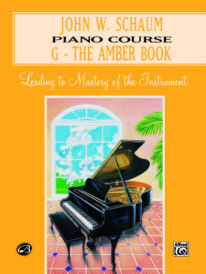 John W  Schaum Piano Course  G  The Amber Book PDF