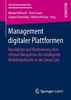 Management digitaler Plattformen PDF