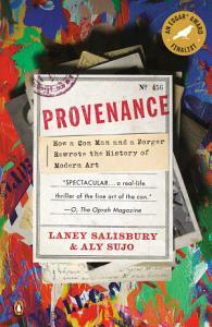 Provenance Book