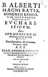Eucharisticum