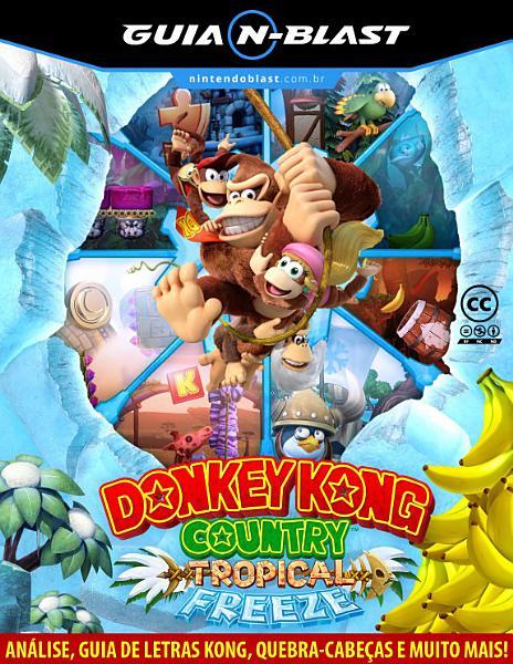 Donkey Kong Country  Tropical Freeze   Guia N Blast PDF