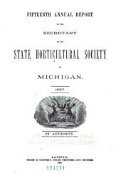 Report of the Michigan State Pomological Society: Volume 15