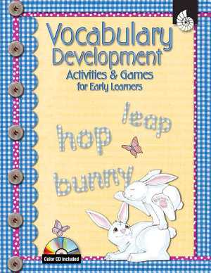 Vocabulary Development Activities and Games for Early Learners PDF