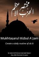 Mukhtasar Hizbul Azam