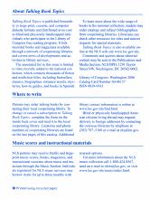 Talking Book Topics PDF