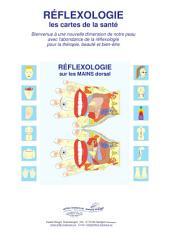 RÉFLEXOLOGIE sur les MAINS dorsal: Réflexologie - les cartes de la santé