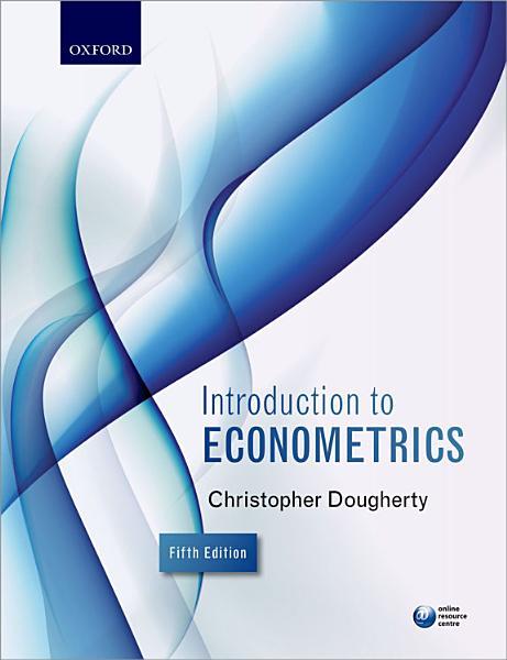 Introduction to Econometrics PDF