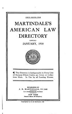Martindale s American Law Directory PDF