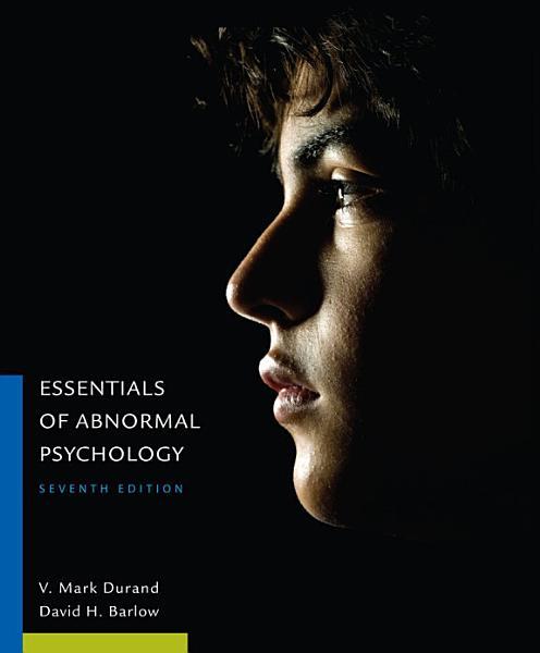 Essentials of Abnormal Psychology