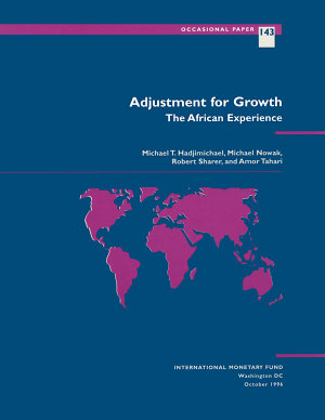 Adjustment for Growth  The African Experience PDF