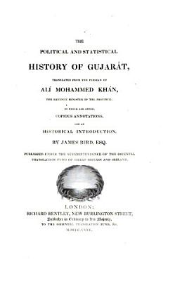 The Political and Statistical History of Gujar  t PDF