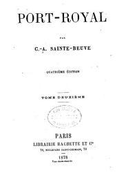 Port-Royal: Volume2