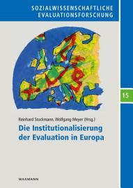 Die Institutionalisierung der Evaluation in Europa PDF