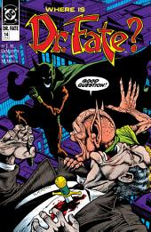 Doctor Fate (1988-) #14