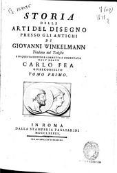 Storia delle arti del disegno presso gli antichi