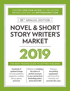 Novel   Short Story Writer s Market 2019 PDF